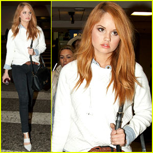 Debby Ryan Heads to Texas for the Houston Children's Festival