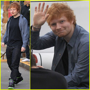 Ed Sheeran Surprises Sydney Students with Secret School Show!