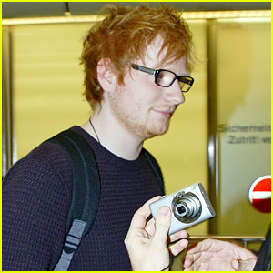Ed Sheeran: I'm Very Proud of My Upcoming Second Album
