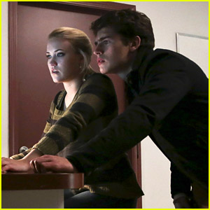 Emily Osment & Gregg Sulkin: 'A Daughter's Nightmare' Out in May!
