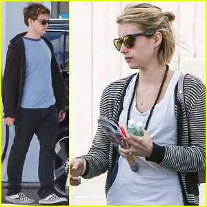Emma Roberts Kisses James Franco in New 'Palo Alto' Trailer - Watch Now!