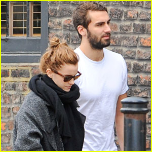 Emma Watson & Boyfriend Matthew Janney Take Casual Weekend Stroll Together