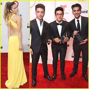 Il Volo WINS at Latin Billboard Music Awards 2014