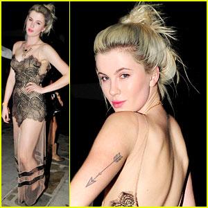 Ireland Baldwin Gets Sexy at Coachella 2014!