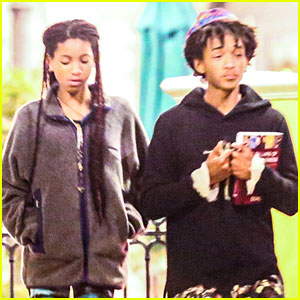 Jaden Smith Says Making Yourself Happy is Your One Responsibilty in Life