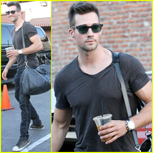 Is james maslow dating peeta