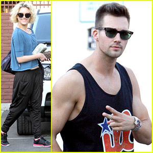 James Maslow: 'Superfan Hannah�s My Good Luck Charm'