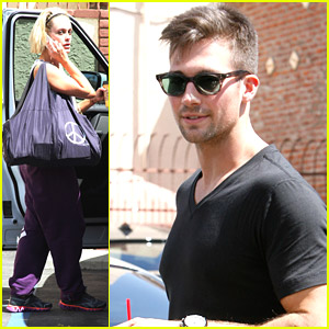 James Maslow Was 'Pleasantly Surprised' with Cheryl Burke as DWTS Switch-Up Parter