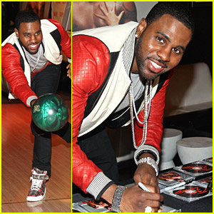 Jason Derulo: Lucky Strike CD Signing Pics!