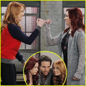 Jillian Rose Reed Previews 'Jessie' Guest-Starring Role This Week!