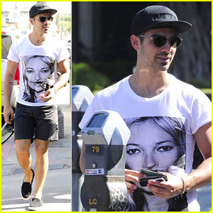 Joe Jonas Misses Coachella Already!