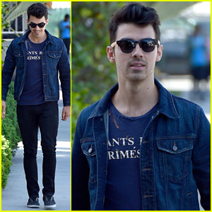 Joe Jonas: 'My Little Bro is Cooler Than You'