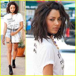 Kat Graham: 'Breaking the Record' Episode 4 - Watch Now!