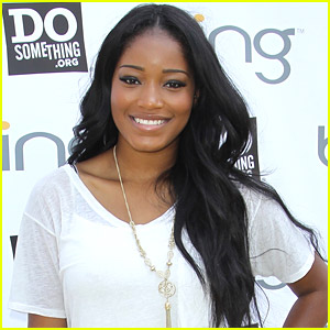 Keke Palmer Jumpstarts 'Keke Palmer Project' on BET