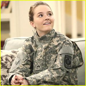 Kaitlyn Dever: West Point Bound on 'Last Man Standing'?