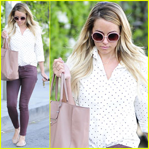 Lauren Conrad Dishes Out Cooking Tips!