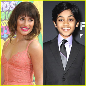 Lea Michele: Set For Animated Bollywood Musical with Child Actor Rohan Chand?