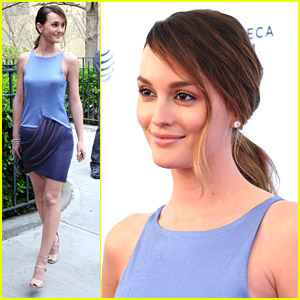 Leighton Meester: 'Life Partners' Premiere at Tribeca 2014