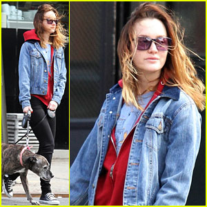 Leighton Meester Strolls Manhattan with Her Pups After Smooching Adam Brody