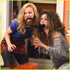 Laura Marano Goes Wild, Guest Stars on 'Liv and Maddie' This Weekend