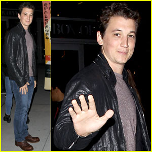 Miles Teller: Which Faction Would He Choose?