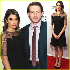 Nikki Reed: 'Murder Of A Cat' Premiere at Tribeca 2014
