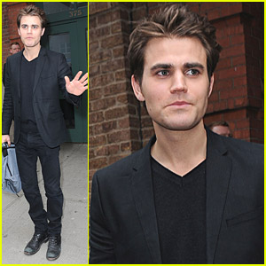 Paul Wesley Makes Time For Fans After Tribeca Film Festival Welcome Luncheon