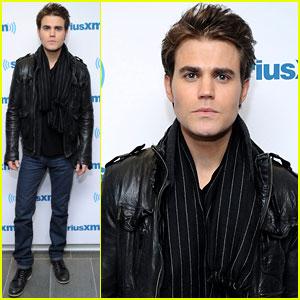 Paul Wesley Nixed Shirtless Stefan Scene in 'Vampire Diaries' Directorial Debut!