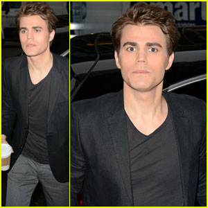 Paul Wesley Was 'So Impressed' By His 'Vampire Diaries' Co-Stars While Directing Episode
