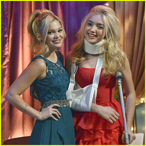 Peyton List Dishes on 'I Didn't Do It' Guest Role (Exclusive)!