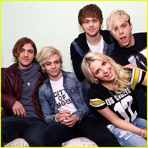 R5 Gets Silly and Answers Some Fan Questions!