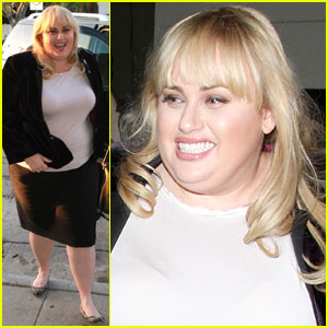 Rebel Wilson Totally 'Crushed' Her First 'Kung Fu Panda 3' Recording Session!