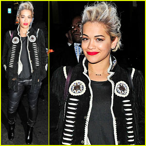 Rita Ora Gets Into a Walk Battle in New 'Funny or Die' Skit - Watch Now!