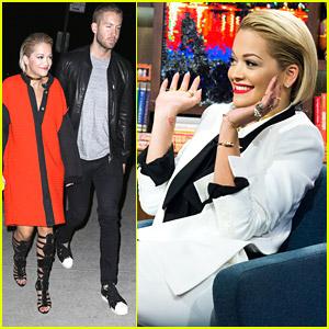 Rita Ora: Nick Jonas Used to Have Feelings For Me