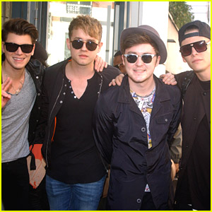Rixton Headed Out For 'Me and My Broken Heart' Mini Tour!