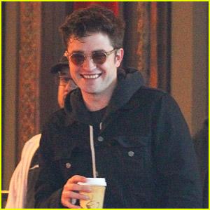 Robert Pattinson Brings 'Life' To Pantages Theatre