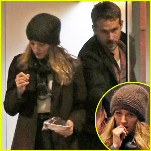 Ryan Reynolds is a Total Gentleman, Opens Door for Wife Blake Lively