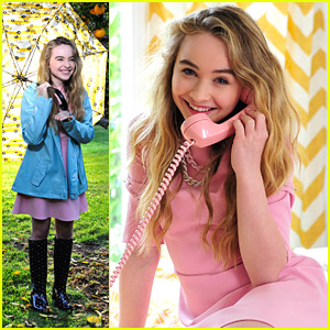 Sabrina Carpenter: 'Can't Blame A Girl For Trying' Video Pics!