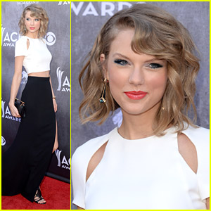 Taylor Swift: Black, White & Wow at ACM Awards 2014