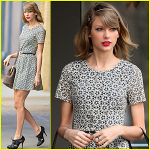 Taylor Swift Loves Blasting Ed Sheeran's New Single 'Sing' in Her Car