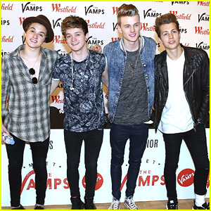 The Vamps Take On Two Signing Events For Album Release