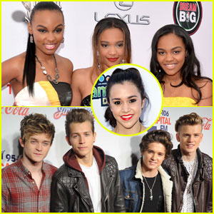The Vamps, McCLAIN, & Megan Nicole Set To Perform at Radio Disney Music Awards 2014 Pre-Show (Exclusive!)
