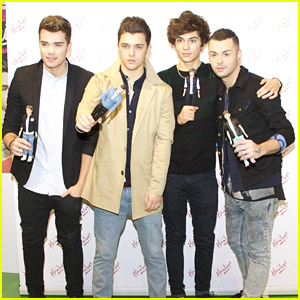 Union J Get Sentimental; Their Bond is 'BEA-utiful'!