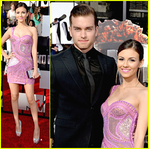 Victoria Justice & Pierson Fode - MTV Movie Awards 2014 Couple!