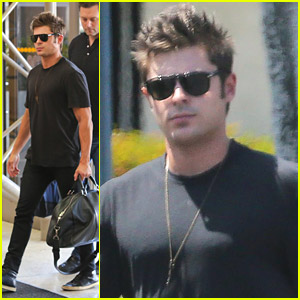 zac-efron-bed-head-hair-      Zac Efron 2014 Neighbors