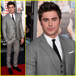 Zac Efron Attends L.A. 'Neighbors' Premiere After Talking 'Star Wars: Episode VII' Rumors