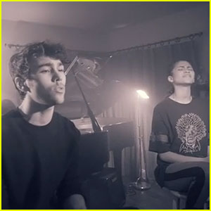 Zendaya & Max Schneider Sing a Perfect Cover of 'All of Me' - Watch Now!