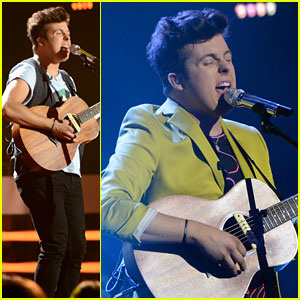 Alex Preston Hits the 'American Idol' Stage for Top 3 Round - Watch Now!