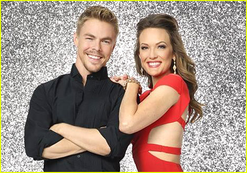 Vote For Your Favorite Dance From Amy Purdy & Derek Hough Ahead of the 'DWTS' Finals!