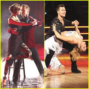 Amy Purdy on Dancing With James Maslow on 'DWTS': 'James Is Fantastic!'